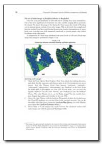 The Use of Radar Images in Floodplain Fi... by Food and Agriculture Organization of the United Na...