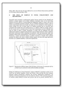 The Role of Habitat in Stock Enhancement... by Food and Agriculture Organization of the United Na...
