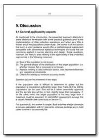 Discussion by Food and Agriculture Organization of the United Na...