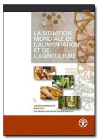 La Situation Mondiale de L'Alimentation ... by Food and Agriculture Organization of the United Na...