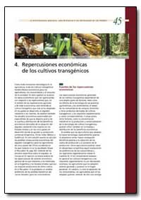 Repercusiones Economicas de Los Cultivos... by Food and Agriculture Organization of the United Na...