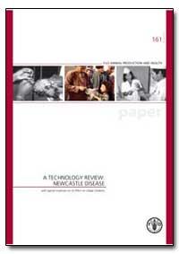 Technology Review: Newcastle Disease by Alexander, D. J.