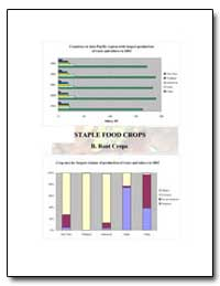 Staple Food Crops B. Root Crops by Food and Agriculture Organization of the United Na...