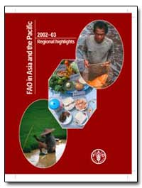 Fao in Asia and the Pacific by Food and Agriculture Organization of the United Na...