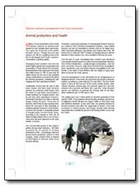 Natural Resource Management and Food Pro... by Food and Agriculture Organization of the United Na...