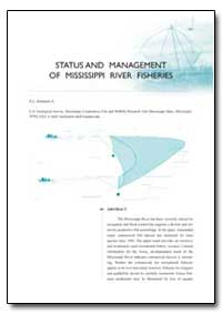 Status and Management of Mississippi Riv... by Schramm, H. L.