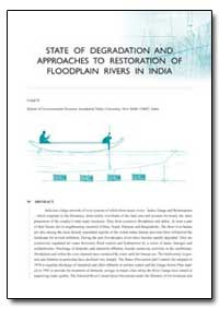 State of Degradation and Approaches to R... by Gopal B.