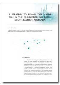 A Strategy to Rehabilitate Native Fish i... by Koehn, J. D.