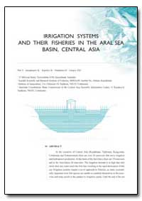 Irrigation Systems and Their Fisheries i... by Petr, T.