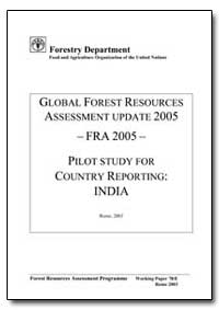 Global Forest Resources Assessment Updat... by Food and Agriculture Organization of the United Na...