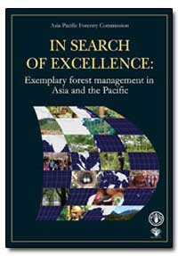 In Search of Excellence : Exemplary Fore... by Durst, Patrick B.