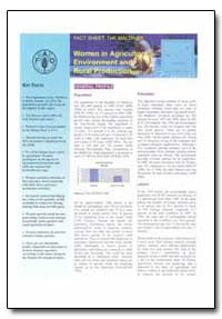 Women in Agriculture Environment and Rur... by Food and Agriculture Organization of the United Na...