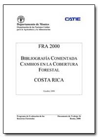 Bibliografia Comentada Cambios en la Cob... by Food and Agriculture Organization of the United Na...
