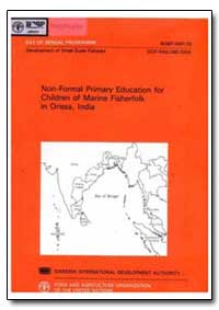 Non-Formal Primary Education for Childre... by Tietze, Uwe