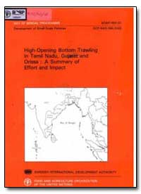 High-Opening Bottom Trawling in Tamil Na... by Raja, B. T. Antony, Dr.