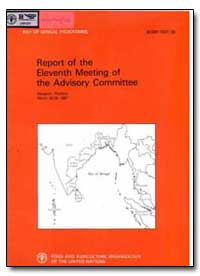 Report of the Eleventh Meeting of the Ad... by Food and Agriculture Organization of the United Na...