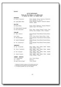 Preliminary Analysis of the Mackerel (Ra... by Boonragsa, Veera