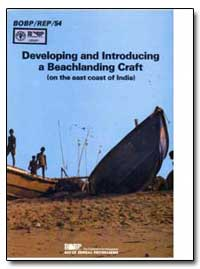 Developing and Introducing a Beachlandin... by Pietersz, V. L. C.