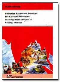 Fisheries Extension Services for Coastal... by Roy, Rathindra Nath