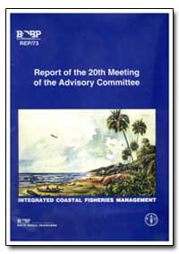 Report of the Twentieth Meeting of the A... by Food and Agriculture Organization of the United Na...