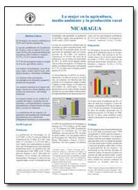 Nicaragua by Food and Agriculture Organization of the United Na...