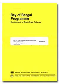 Pen Culture of Shrimp in the Backwaters ... by Roy, Rathindra Nath