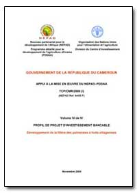 Gouvernement de la Republique du Camerou... by Food and Agriculture Organization of the United Na...