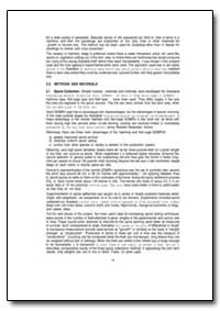Methods and Materials by Food and Agriculture Organization of the United Na...
