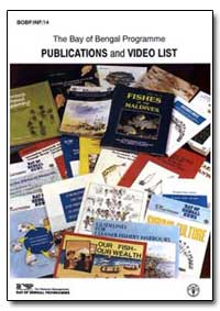 The Bay of Bengal Programme Publications... by Food and Agriculture Organization of the United Na...