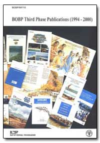 Issues of Bay Ofbengal News (1980-2000) by Food and Agriculture Organization of the United Na...