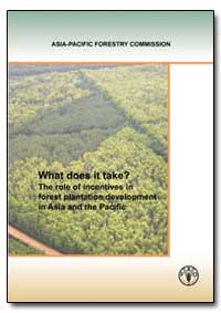 Asia-Pacific Forestry Commission by Enters, Thomas