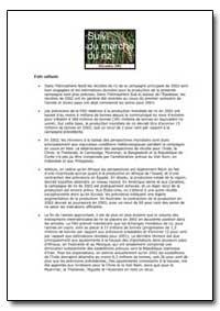 Suivi du Marche du Riz Decembre 2002 by Food and Agriculture Organization of the United Na...