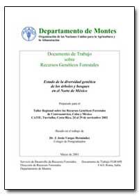 Estado de la Diversidad Genetica de Los ... by Food and Agriculture Organization of the United Na...