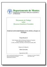 Estado de la Diversidad Biologica de Los... by Food and Agriculture Organization of the United Na...