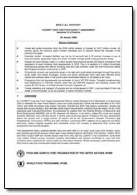 Fao/Wfp Crop and Food Supply Assessment ... by Food and Agriculture Organization of the United Na...