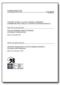 Western Central Atlantic Fishery Commiss... by Food and Agriculture Organization of the United Na...