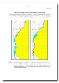Cartes de Distribution des Principales E... by Food and Agriculture Organization of the United Na...