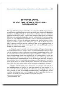Estudio de Caso 3. El Heno en la Provinc... by Food and Agriculture Organization of the United Na...