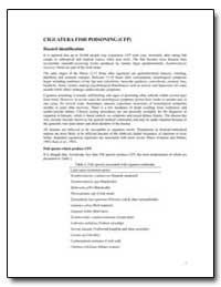 Ciguatera Fish Poisoning (Cfp) by Food and Agriculture Organization of the United Na...