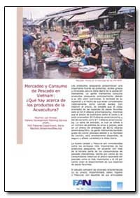 Mercadeo Y Consumo de Pescado en Vietnam... by Food and Agriculture Organization of the United Na...