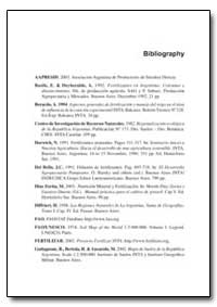 Bibliography by Food and Agriculture Organization of the United Na...