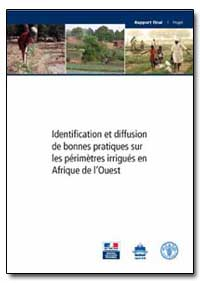 Identifi Cation et Diffusion de Bonnes P... by Food and Agriculture Organization of the United Na...