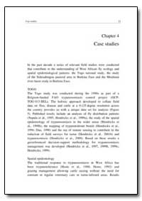 Chapter 4 Case Studies by Food and Agriculture Organization of the United Na...