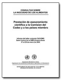 Prestacion de Asesoramiento Cientifico a... by Food and Agriculture Organization of the United Na...