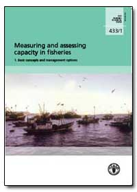 Measuring and Assessing Capacity in Fish... by Food and Agriculture Organization of the United Na...