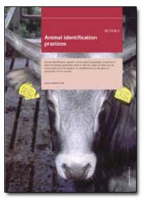 Animal Identification Practices by Food and Agriculture Organization of the United Na...