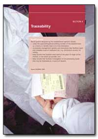 Traceability by Food and Agriculture Organization of the United Na...