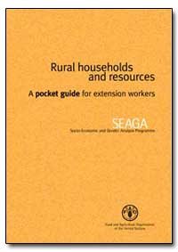 Rural Households and Resources a Pocket ... by Food and Agriculture Organization of the United Na...