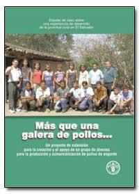 Un Proyecto de Extension para la Creacio... by Food and Agriculture Organization of the United Na...