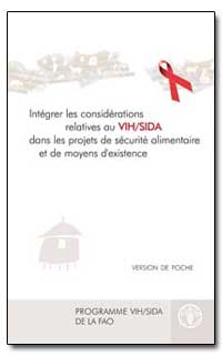 Integrer les Considerations Relatives au... by Food and Agriculture Organization of the United Na...